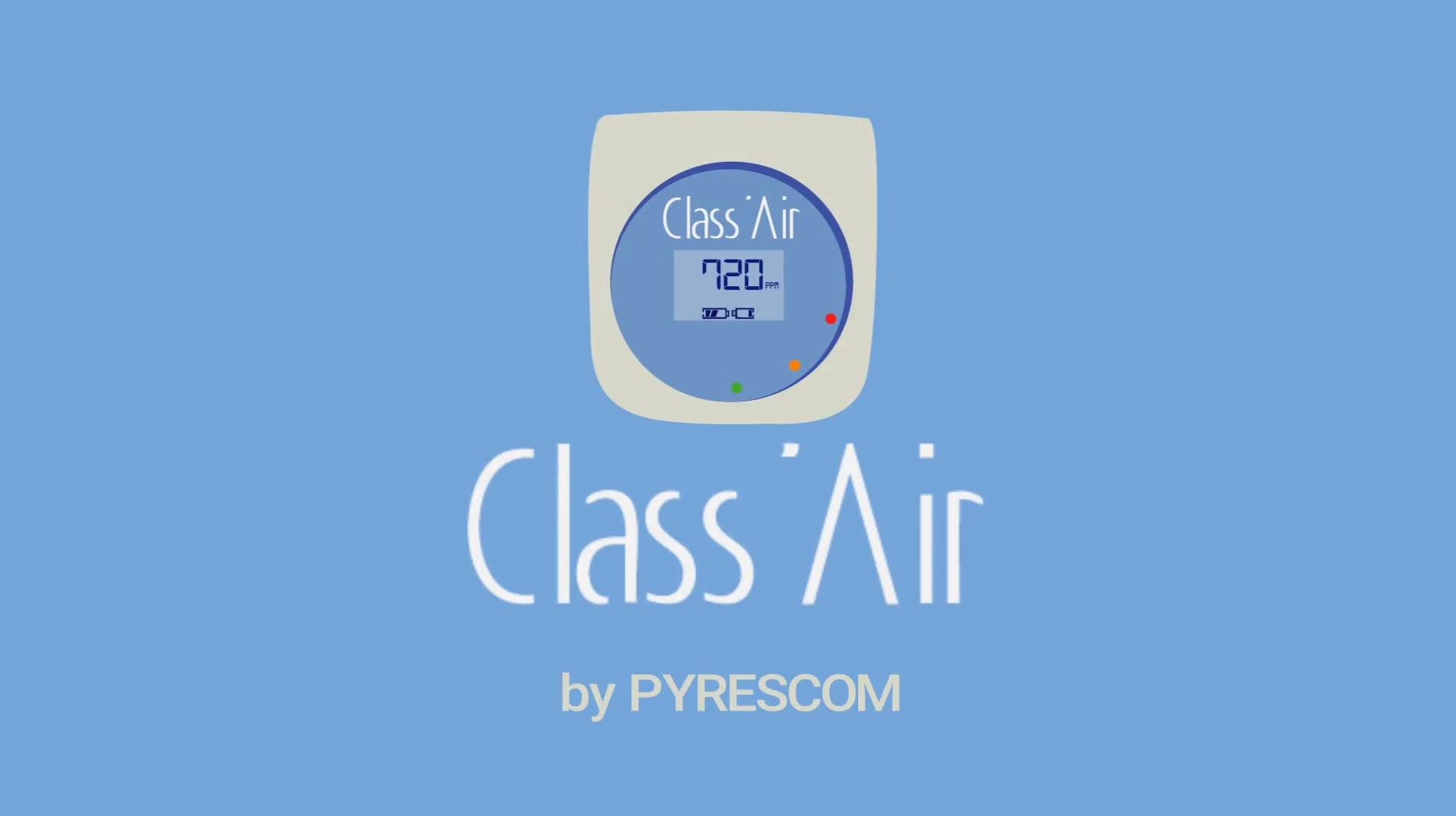 Class'Air Motion design contact